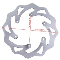 KTM HUSQVARNA HUSABERG BETA 3,85mm ARKA DİSK / BRAKE DISC REAR 220