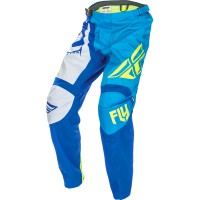 FLY F-16 ENDURO MX PANTALON MAVİ 38 BEDEN
