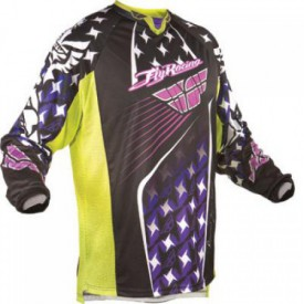 FLY RACING KINETIC JERSEY FLASH XL SIZE
