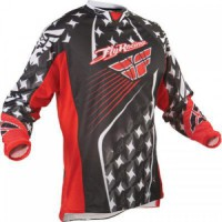 FLY RACING KINETIC KIRMIZI TİŞÖRT SZ-XL