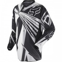 FOX HC UNDERTOW JERSEY BLACK SZ-L