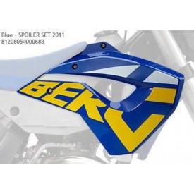 SPOILER SET BLUE 2011