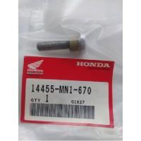 HONDA SHAFT A, SUB-ROCKER ARM 14455-MN1-670