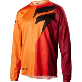 Shift MX - 2018 White Label Tarmac Jersey Orange